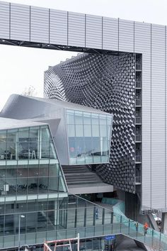 Culture And Technology: The Emerson College Campus by Morphosis Architects