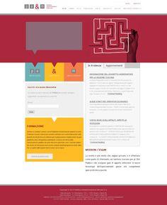 www.pamercato.it Zero, Web Design, Design Web, Website Designs, Site Design