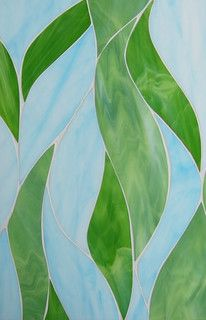 Weaving Waves - contemporary - tile - los angeles - by Filmore Clark
