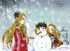 Christmas card 2015 by Windrelyn on DeviantArt