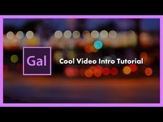 No More Keyframes?! Easy Animation in Adobe Premiere Pro CC 2017 - YouTube