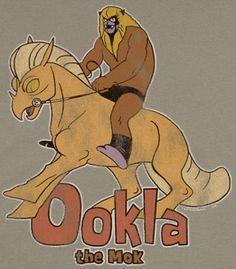 Ookla the Mok (Thundarr the Barbarian)