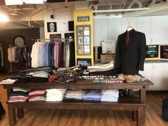 First Day launch of our R'Professional career Closet.  We are providing students with tools, preparation, and professional attire for their interviews, career fairs, and/or networking events. We want to prepare students to make a great and competitive first impression by providing student with professional attire.