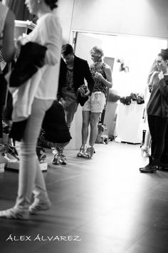 Backstage Oviedo Fashion Week 8°edicion ( https://m.facebook.com/cuquilo)