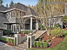 Mercer Island Luxury Homes and Real Estate | Vibrant Two Story Gem