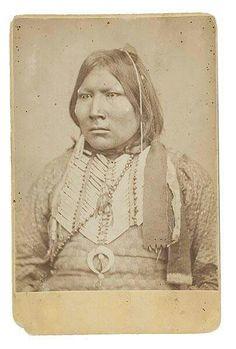 Buffalo Hump Comanche Chief