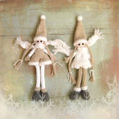 Free crochet pattern for gnome by H E L E N A * H A A K T: