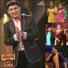 Poster Of Comedy Nights With Kapil (2014) Free Download Full New Hindi Comedy Show Watch Online At all-free-download-4u.com