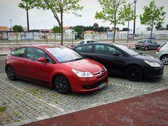 Citroën C4 Coupé&Black