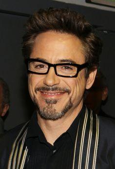 RDJ - Robert Downey Jr. (Tony Stark himself, IRON MAN, SHERLOCK HOLMES, KISS KISS BANG BANG, et al)