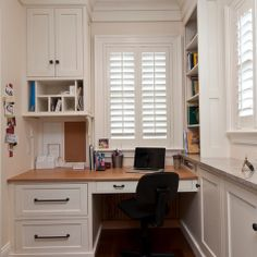 Office Design Ideas, Pictures, Remodel, and Decor - page 3