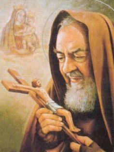 pio of pietrelcina   Padre Pio escreveu um pouco de suas experiências nas cartas enviadas ...