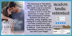 #READ #FREE on #KindleUnlimited A Love Like This   http://www.amazon.com/gp/product/B01LDPOE6G  @StaciStallings #AmReading #Christian #Romance