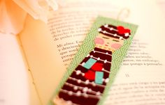 Marcador de livro | Kup Kup Land bookmark