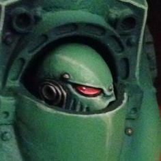 Sons of Horus contemptor WIP. Nice and close!! #paladins #greyknights #tau #gw #brushforhire #eldar #horusheresy #miniaturemonday #chaosspacemarines #eavymetal #primarch #miniatures #astramilitarum #astartes #warmongers #forgeworld #necrons #wargames #commissionpainting #minipainting #imperialguard #darkangels #nofilter #coolmini#spacewolves #gaming #gamesworkshop #spacemarines #bloodangels #warhammer40k