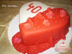 Diós torta csokikrémmel Eta módra
