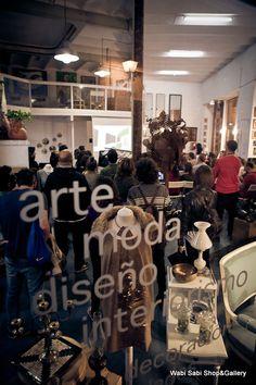 Numerosa asistencia a Sevilla Design Walk en Wabi Sabi Shop