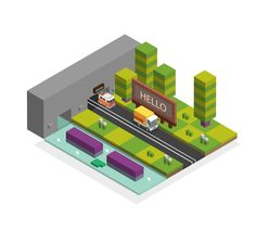 Isometric City Isometric Home Decor Decor