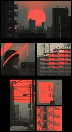 Igor Piwowarczyk  Matte Painter & Illustrator  < Red >  Behance: https://www.behance.net/ipiwowarczyk  Tumblr: http://ipiwowarczyk.tumblr.com/  Facebook: https://www.facebook.com/igor.piwowarczyk    Captured by Artstation Nesta lista em http://publicidademarketing.com/cursos-de-design/ recomendamos diversas plataformas que possuem #cursosdedesign online com qualidade, além de temas e especificidades diversificadas.