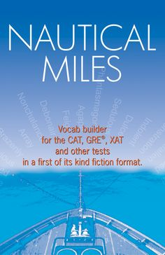 Nautical Miles  The word power make easy book!  For details visit http://imspublications.com/product_info.php?products_id=44