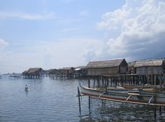 One of the ethnic groups in the Philippines is the Badjao in the Sulu archipelago.The Badjao are mostly sea dwellers and build their stilt houses mainly in coastal areas.