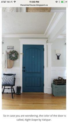 New farm front door ?