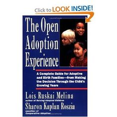 Two leading experts provide an authoritative and reassuring guide to the issues and concerns of adoptive and birth families through all stages of the open adoption relationship.