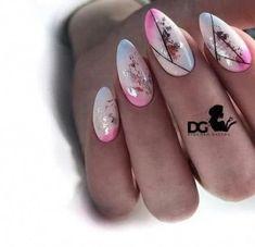 Trendy Nails, Cute Nails, Hair And Nails, My Nails, Nail Manicure, Nail Polish, Faux Ongles Gel, Nagellack Design, Easter Nails
