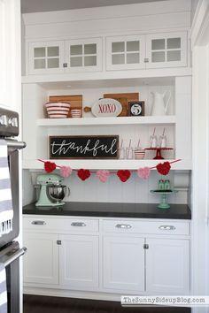 Valentine's decor (a