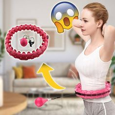 Hula Hoop, Inventions, Cool Stuff, Losing Weight, Gym Workouts Women, Fitness At Home, Awesome Things, Health, Hula Hooping