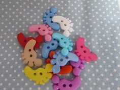 Get creative with these Colourful Feet Bu... come have a look. http://www.smartasabutton.com/products/colourful-feet-buttons?utm_campaign=social_autopilot&utm_source=pin&utm_medium=pin #smartasabutton #buttons #craftsandhobbies