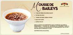 Mousse de Baileys-En Español