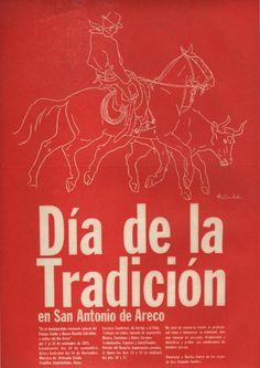 33° Fiesta de la Tradición, 1971