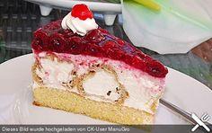 Windbeuteltorte, ein leckeres Rezept aus der Kategorie Kuchen. Bewertungen: 76. Durchschnitt: Ø 4,5.