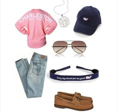 cute outfit with #sperrys