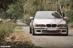 Because Ukraine. BMW E39
