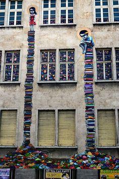 Stapels boeken!