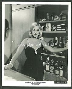 May Britt 1958 Original Photo The Young Lions