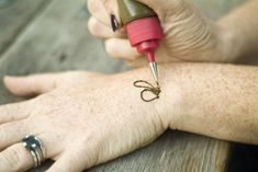 Henna Paste:  Henna powder, 1/4 cup  Tea, strongly brewed, 2-3 tablespoons  1 Lemon  Eucalyptus Oil, 3-5 drops    When it starts to dry, remosten with lemon juice and sugar mixture. Keep paste on as long as possible. Remove paste with oil (such as olive) to leave tattoo