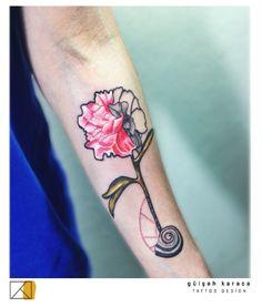 Tattoo Artist: Gülşah KARACA Istanbul www.tatteo.com