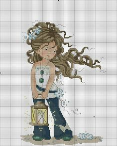 VK is the largest European social network with more than 100 million active users. Fantasy Cross Stitch, Cross Stitch Fairy, Cross Stitch Angels, Cute Cross Stitch, Cross Stitch Flowers, Cross Stitch Designs, Cross Stitch Patterns, Cross Stitching, Cross Stitch Embroidery