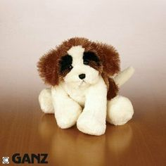 Webkinz Lil'Kinz St. Bernard Large Animals, Animals For Kids, St Bernard For Sale, Pet Fresh, Animal Protection Organization, Class Pet, St Bernard Puppy, Cheap Pets, Best Kids Toys