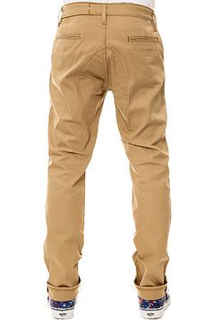 The 511 Commuter Pants in Harvest Gold by Levis Commuter
