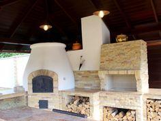 Kemax - Szolnoki kerti konyha Oven, Pizza, Kitchen, Outdoor, Home Decor, Cooking, Outdoors, Homemade Home Decor, Kitchen Stove