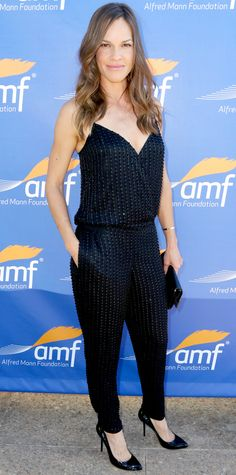 Look of the Day - June 10, 2015 - Alfred Mann Foundation's An Evening Under The Stars With Andrea Bocelli from #InStyle