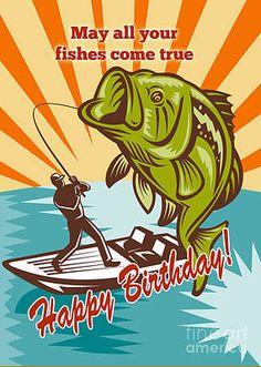Happy birthday fisherman - Happy Birthday Funny - Funny Birthday meme - - Happy birthday fisherman The post Happy birthday fisherman appeared first on Gag Dad. Happy Birthday Fisherman, Happy Birthday Man, Happy Birthday Pictures, Happy Birthday Messages, Happy Birthday Quotes, Happy Birthday Greetings, Birthday Cards, Funny Birthday, Birthday Sayings