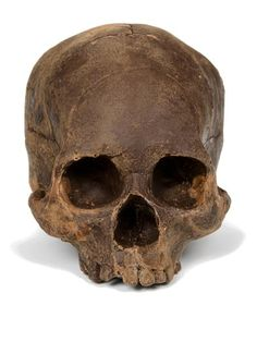 Edible Solid Dark Chocolate Skull