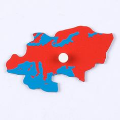Puzzle Piece Of World Parts: Europe  http://www.magellanmontessori.com/topic/203/directions-and-scale