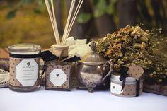 The Candle Box by Charlotte Fosdike, via Behance