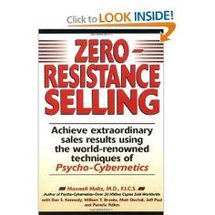 Amazon.com: Zero Resistance Selling (9780735200395): Maxwell Maltz: Books